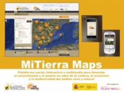 MITIERRA MAPS Ya está disponible