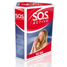 S.O.S. Active 3 botellas de 60ml