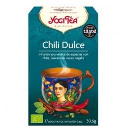 Yogi Tea Chili Dulce 17×1,8g