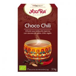Yogi Tea chocolate chili 17×2,2g
