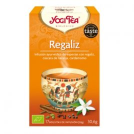 Yogi  Tea  regaliz  17×1,8g